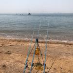 ちょい投げ釣りの糸は定期的に巻き替えましょう